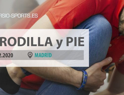 Kinetic Control rodilla pie
