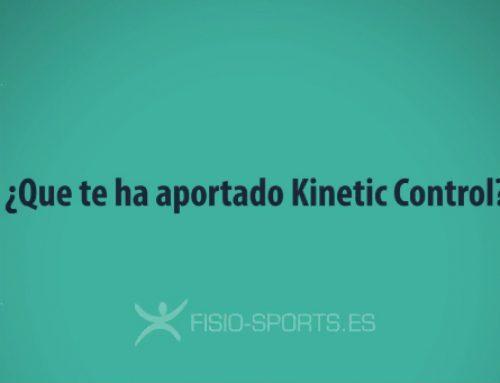 Kinetic Control / Fisio-sports / Barcelona 2017/ Opinión en portugues